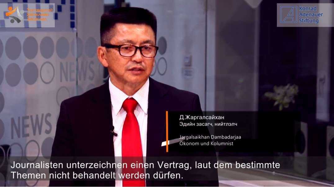 Perspective Mongolia: Хэвлэл мэдээллийн эрх чөлөө